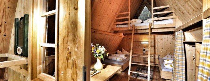 4 ÜN in Adventure Hütte im Ötztal mit Frühstück und Outdoor Action nach Wahl ab 199€ p.P.