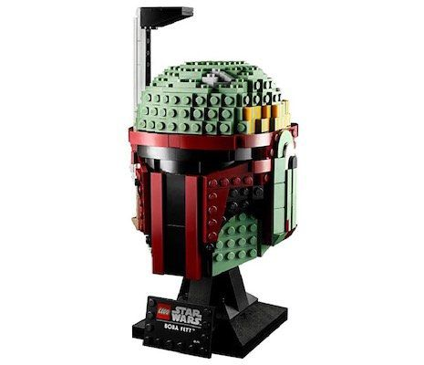 Lego Star Wars Boba Fett Helm für 38,24€ (statt 51€)