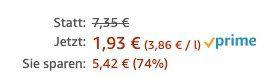 presto Power Bremsenreiniger 500 ml für 1,93€   Prime