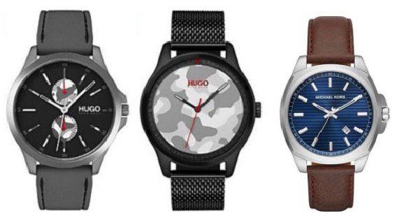Christ: Marken Uhren mit  20% (Tommy Hilfiger, Fossil, Boss uvm.)   z.B. Fossil Herrenuhr FS5660 für 72,24€ (statt 90€)