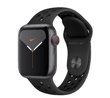 Apple Watch Series 3 GPS Space Gray 38mm für 197,10€ (statt 214€)