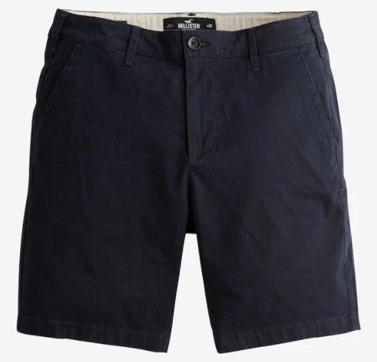 Hollister Herren Shorts in Navy für 27,92€(statt 40€)