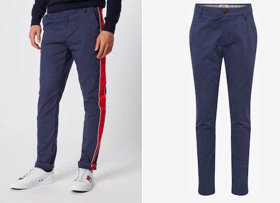 Tommy Jeans Chinohose Stripe Scanton für 27,96€ (statt 48€)