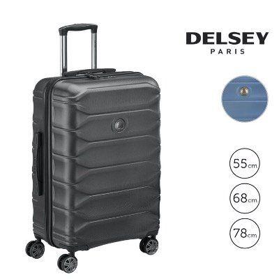 Delsey Meteor Hartschalen Trolley (55cm) für 65,90€ (statt 156€)
