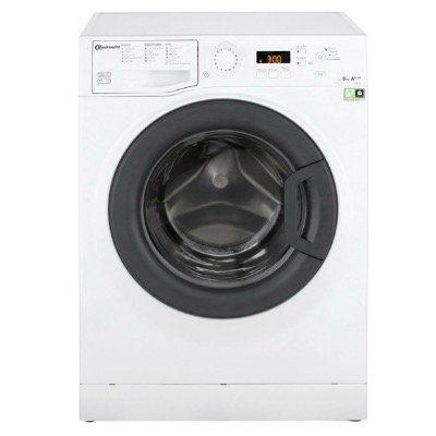 Bestpreis: Bauknecht HWM 8F4   8kg Waschmaschine (A+++, 1400 U/Min, AquaStop) für 299,70€ (statt 436€)