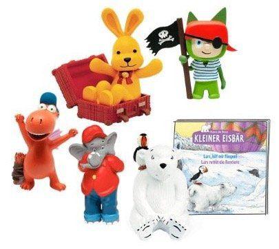4 Tonie Hörfiguren kaufen nur 3 bezahlen   z.B. Disneys Bambi, Aladdin oder Dumbo