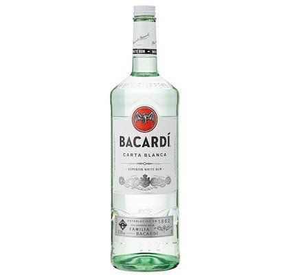 3 Liter Bacardi Carta Blanca Rum für 38€ (statt 58€)