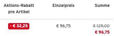 10er Pack Kappa Poloshirts in gemischten Farben für 96,75€ (statt 145€)