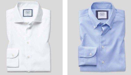 TOP! Charles Tyrwhitt Hemden ab 24,95€ zzgl. 7,95€ Versand