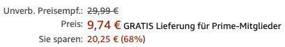 Abgelaufen! Sorgenfresser Sita 38cm ab 9,74€ (statt 25€)