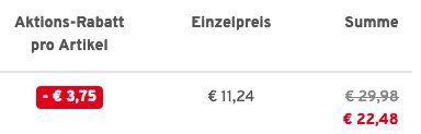 2x Chiemsee Herren Polo Shirt aus Baumwoll Piqué für 22,48€ (statt 30€)