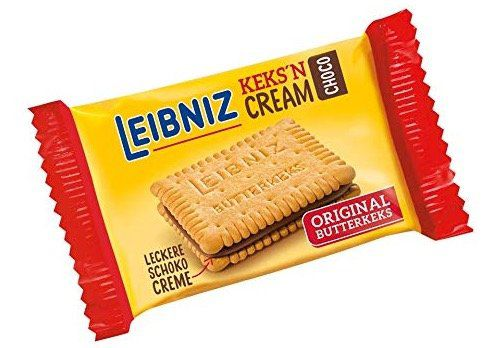 Ausverkauft! 96er Pack Leibniz Keksn Cream für 13,98€ (statt 19€)