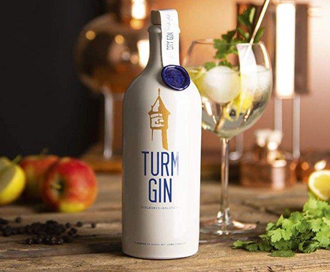 TURM GIN Bio Gin aus Norddeutschland für 34,90€(statt 40€)