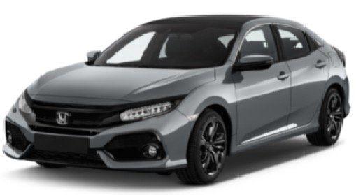 Honda Civic 1.0 Executive Premium CVT mit 126 PS für 165€mtl.   LF: 0.58
