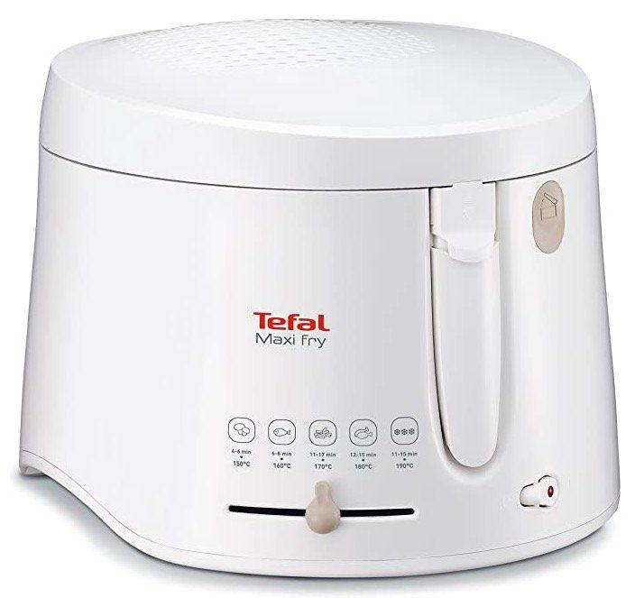 Tefal FF1000 Maxi Fry Fritteuse mit 1,2kg Kapazität für 31,13€(statt 45€)