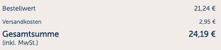 adidas Lite Racer CLN Herren Sneaker für 24,19€ (statt 38€)