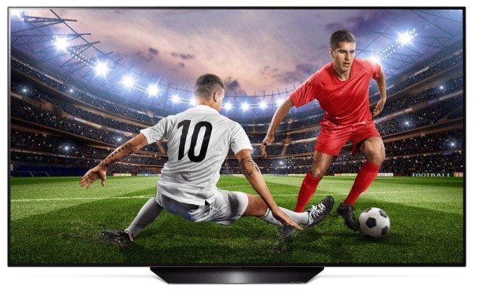LG 65″ 65B9DLA OLED TV + LG DSN7CY Soundbar für 1.849,87€ (statt 2.367€)