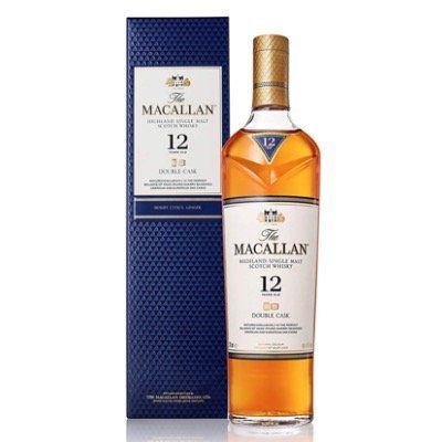 Macallan 12 Years Old Double Cask Single Malt Whisky (1x 0,7 Liter) ab 43,09€ (statt 54€)   Sparabo