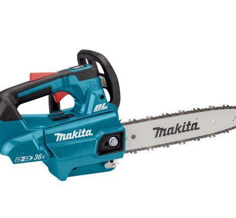 Makita DUC306Z Akku-Kettensäge (2x 18 V) ohne Akkus für 238,90€ (statt 266€)