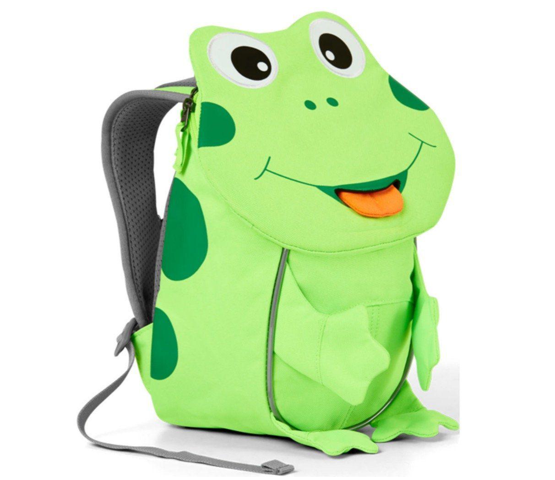 Affenzahn Kleiner Freund Frosch Neon Rucksack mit 4 Liter für 29,99€ (statt 38€)