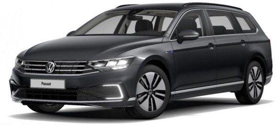 Gewerbe: VW Passat Variant GTE Hybrid mit 218PS und DSG in Uranograu für 78,35€ mtl. netto   LF 0,25