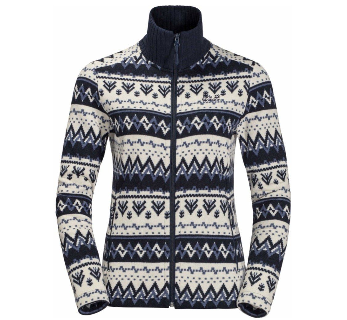 Jack Wolfskin Nordic Jacket Damen Fleecejacke für 61,39€ (statt 86€)
