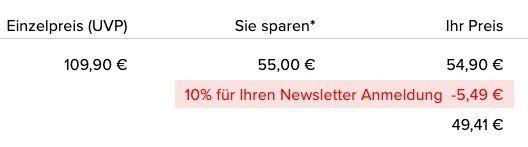 New Balance MS997LOQ Herren Sneaker für 49,41€ (statt 85€)   Restgrößen 40 bis 42.5