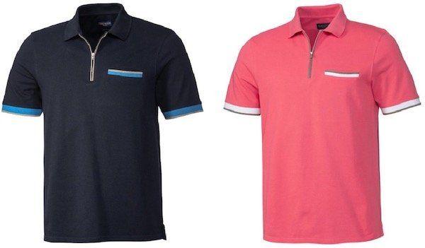2er Pack Franco Bettoni Herren Poloshirt für 22,50€ (statt 43€)