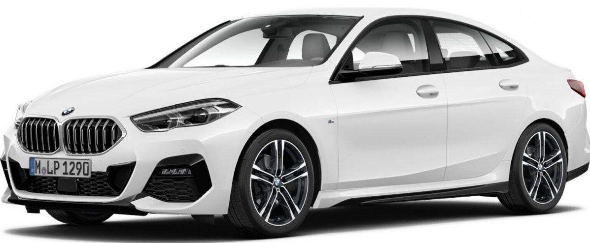 Inzahlung: BMW 218 Gran Coupé M Sport mit 140 PS für 279,99€mtl.