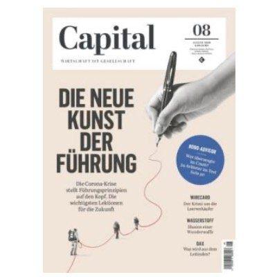 Endet heute: DPV Sommer Kampagne mit vielen Abos Deals – z.B. Jahresabo Capital für 106,80€ + 90€ Prämie