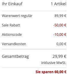 MCNEAL Jacke J Apollo in Oliv oder Marine für je 29,99€ (vorher 90€)   Restgrößen