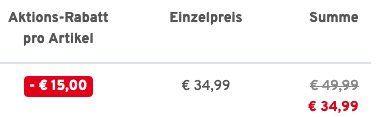 Champion Hoodie mit Kapuze in Grau oder Blau für 34,93€ (statt 45€)