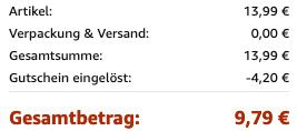 Karpal Steckschlüssel 3teilig für Schlagschrauber nur 9,79€ (statt 14€)