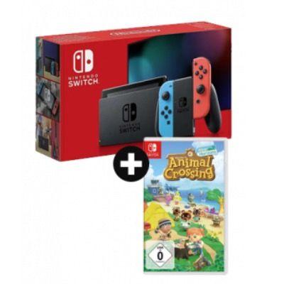 Nintendo Switch (New Edition) für 4,95€ + o2 Flat mit 40GB LTE für 29,23€ mtl.