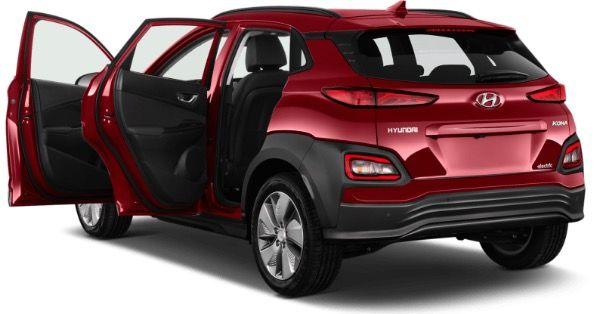 Privat & Gewerbe: Hyundai Kona Elektro mit 136 PS für 89€ netto(privat 119€)   LF 0,42