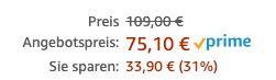 Tepro Toronto Click Kohle Grillwagen für 75,10€ (statt 109€)