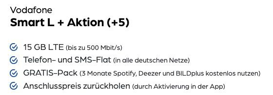 Samsung Galaxy A20e + Dyson V11 Animal+ für 19,95€ + Vodafone Flat mit 15GB LTE für 34,99€ mtl.