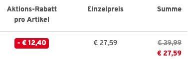 6er Pack Boxershorts von Henson&Henson für 27,59€ (statt 45€)   nur 4,59€ pro Boxershorts