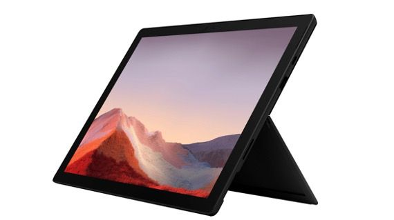 Microsoft Surface Pro 7 Tablet (Core i7, 16GB, 256GB SSD) für 999,99€ (statt 1.323€) + 1 Jahr Office 365 Single