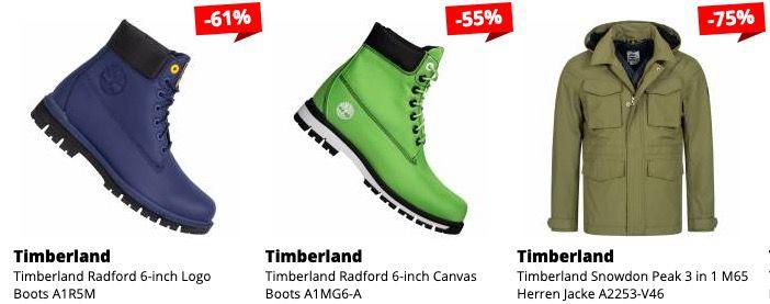 Timberland Sale bei SportSpar   z.B. Radford 6 inch Premium Boots für 72,77€ (statt 107€)