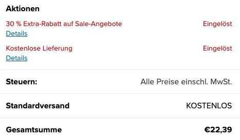 Crocs Restgrößen Sale + 30% Extra Rabatt   z.B. Crocs Baya Clog für 22,39€ (statt 31€)