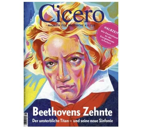 GRATIS! 4 Ausgaben Cicero ganz ohne Prämie