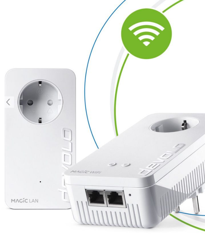 Devolo Magic 2 WiFi next Starter Kit + Magic 1 WiFi Mini für 167€ (statt 245€)