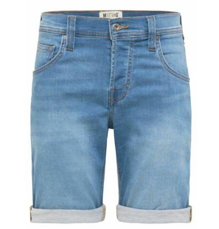 Mustang Chicago 5 Pocket Jeans Shorts für 29,95€ oder 2 für 56,90€