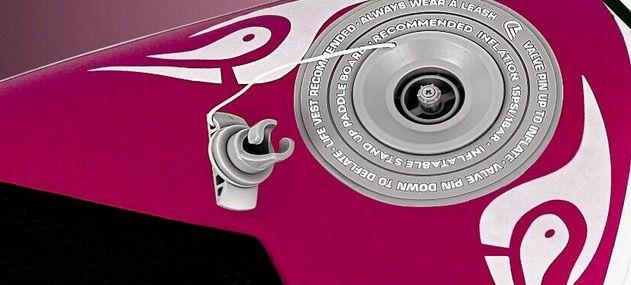 KESSER SUP Stand Up Paddling Board Set ISUP Premium aufblasbar mit Zubehör ab 237,83€ (statt 320€)