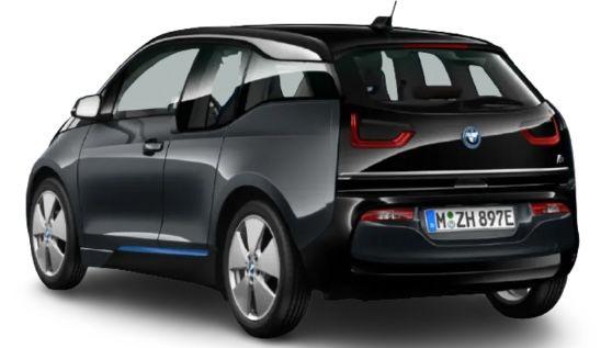 Privat: BMW i3 mit 120Ah und 170 PS für 189€ mtl.   LF: 0.43