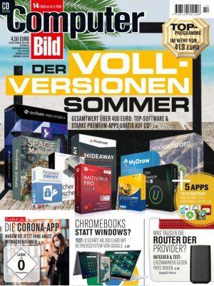 Gratis! 3 Monate Computer Bild mit DVD für 0€ (statt 31,50€)