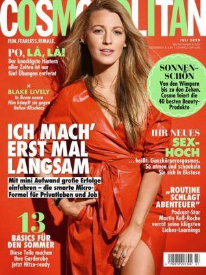 4 Monate Cosmopolitan für 11,40€ + 10€ Scheck