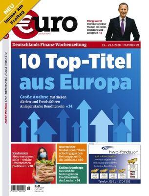 25 Ausgaben Euro am Sonntag für 122,50€ + 125€ Bestchoice Gutschein als Prämie