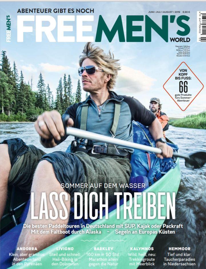Gratis download: FreeMens World 1 Ausgabe (2019) als PDF